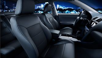 Interior options car leather upholstery custom auto - How to customize your car interior ...