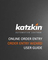 Online Order Entry Pattern Selector Tool User Guide