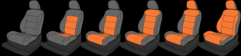 leather interior product options katzkin. Black Bedroom Furniture Sets. Home Design Ideas