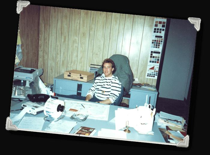Mitch Katz in 1988