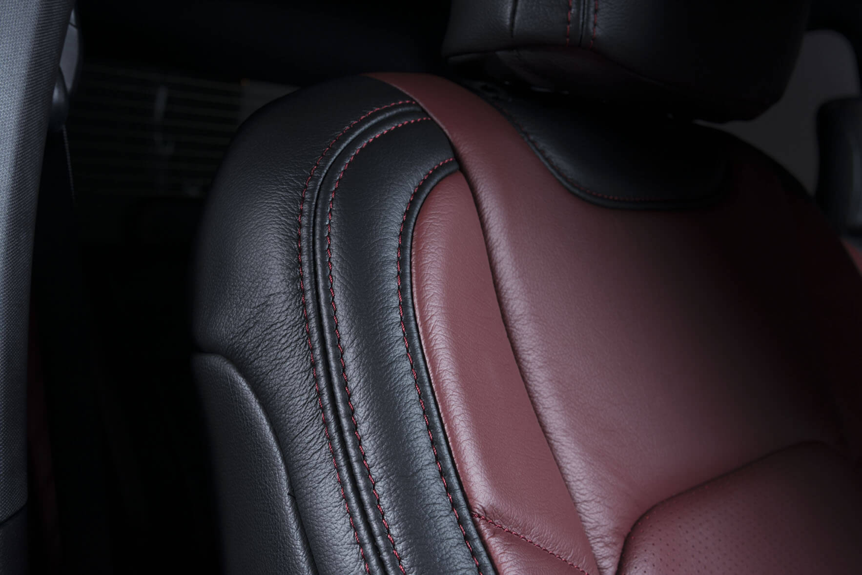 Our Leather Interior Gallery Katzkin