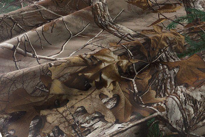 Realtree® Realistic Camouflage Car Interior