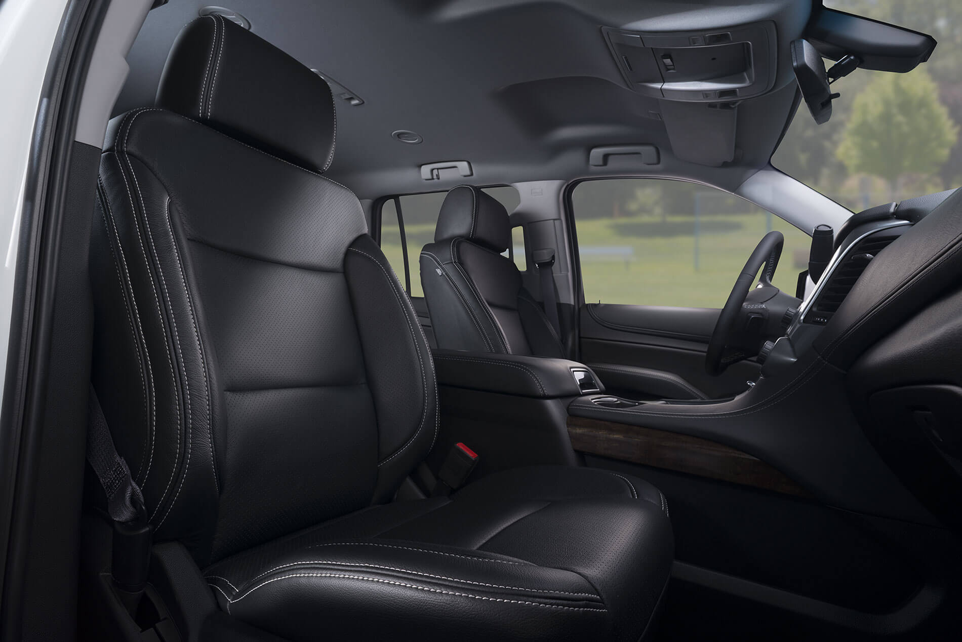 Chevy Tahoe Leather Seats | Interiors | Replacement Seat ...
