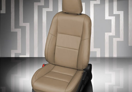 Rav4 Leather Seat Ivory