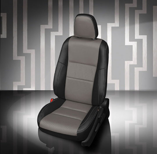 Rav4 Leather Seat with Black Ash center Silver