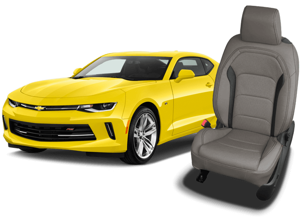 Chevrolet Camaro Leather Seats