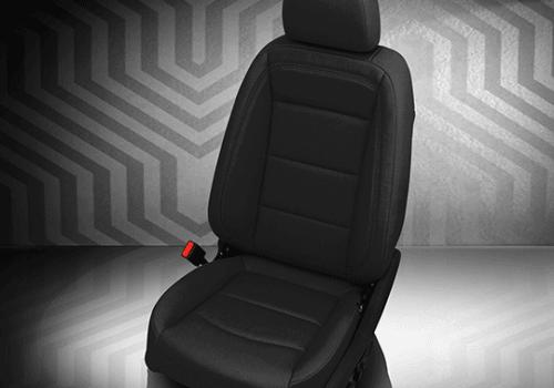 Chevrolet Equinox leather seats