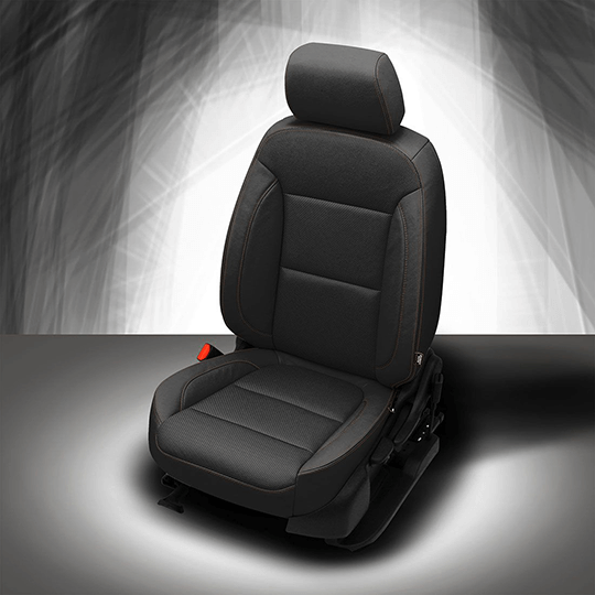 Chevrolet Traverse leather seat