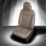 Ford Escape Tan Leather Seat
