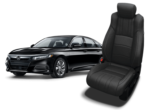 honda accord leather seats interiors seat covers katzkin. Black Bedroom Furniture Sets. Home Design Ideas