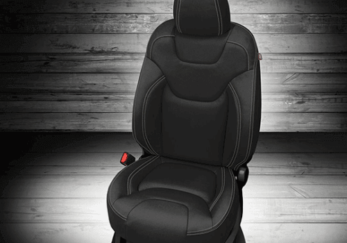 Jeep Cherokee leather seats