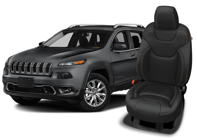 Jeep Cherokee Leather Seats Interiors Seat Covers