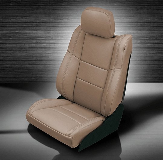 Jeep Grand Cherokee Tan Leather Seats