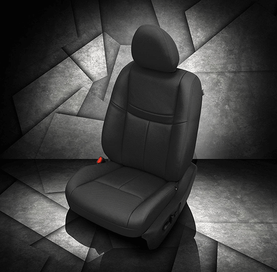 Nissan Rogue Leather Seats