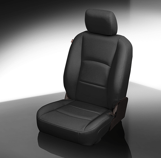 Ram 1500 Leather Seats | Dodge Ram Seat Covers | Katzkin
