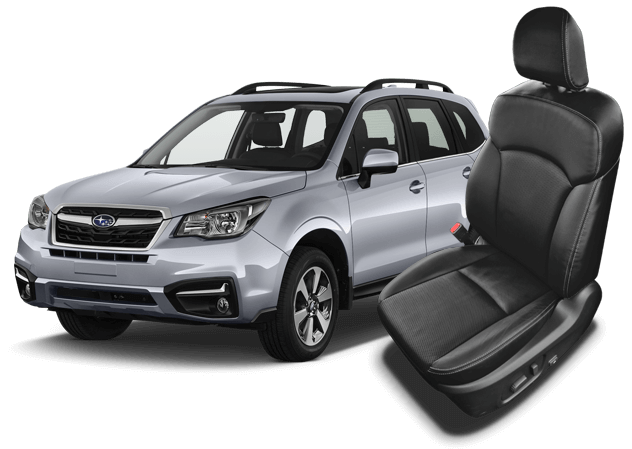 Subaru Forester Leather Seats