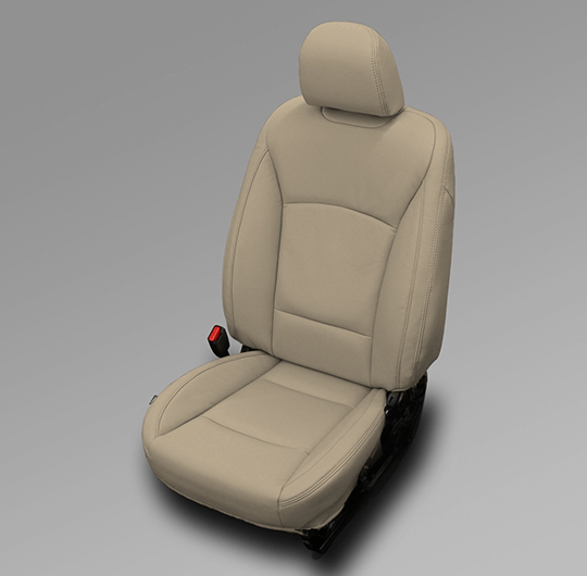 Subaru Outback Beige Leather Seats