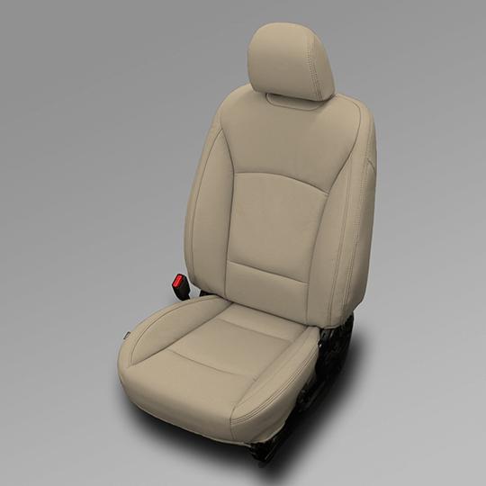Subaru Outback Beige Leather Seats