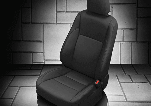 Toyota Highlander leather seats