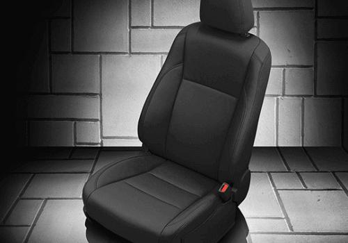 Toyota Highlander leather seats