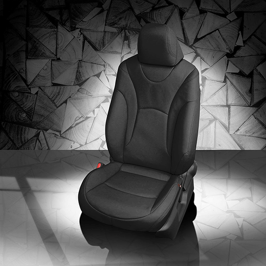 Toyota Prius leather seats