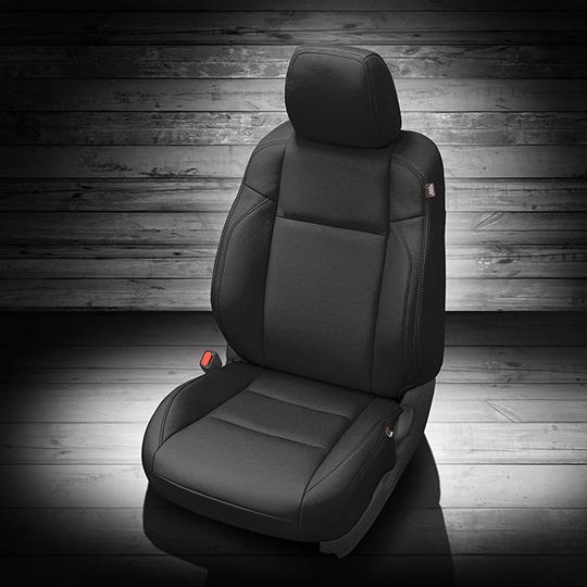Toyota Tacoma leather seats