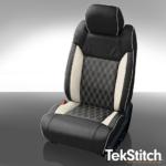 Toyota Tundra Tek Stitch Leather Seats