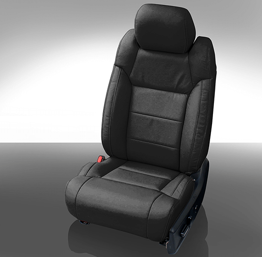 Toyota Tundra Seat Covers >> Toyota Tundra Leather Seats Interiors Seat Covers Katzkin
