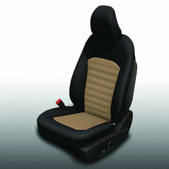 Ford Fusion Seat Covers Leather Seats Replacement Seats Katzkin