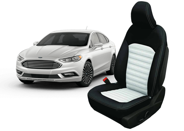 Ford Fusion Leather Seats