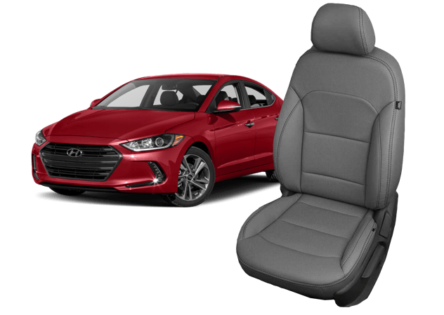 Hyundai Elantra leather seats