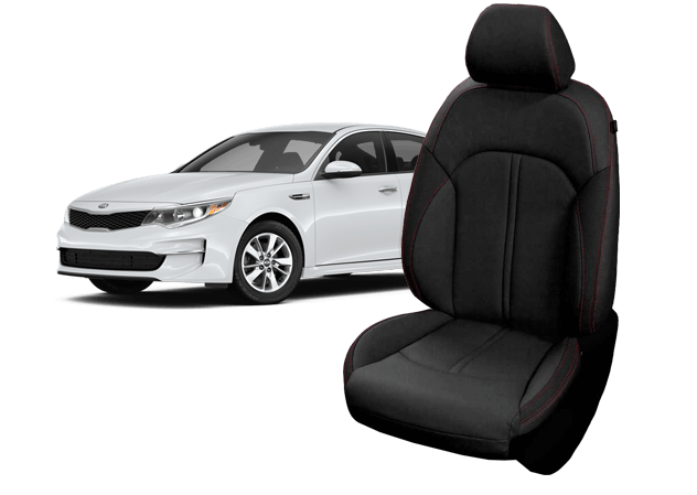 Kia Optima leather seats