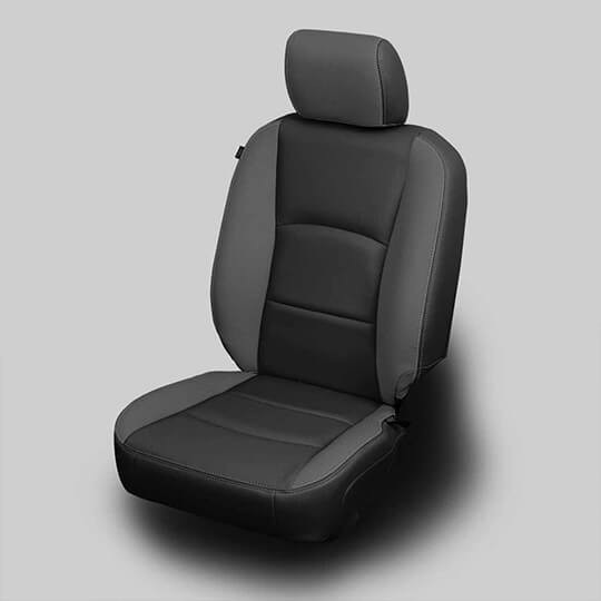 Awesome Dodge Ram 2500 Leather Seats Replacement Seat Covers Katzkin Ocoug Best Dining Table And Chair Ideas Images Ocougorg
