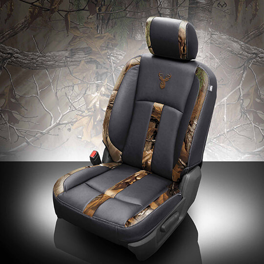 Stupendous Dodge Ram 2500 Leather Seats Replacement Seat Covers Katzkin Ocoug Best Dining Table And Chair Ideas Images Ocougorg
