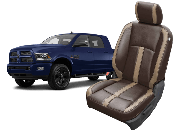 Dodge Ram 2500 Leather Seats Seat Covers Custom Seats Katzkin