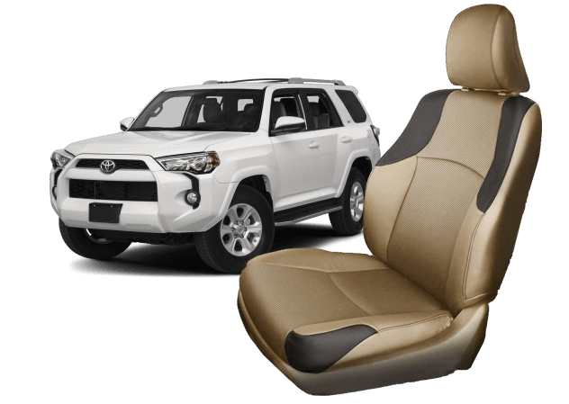 Stupendous Toyota 4Runner Leather Seats Interiors Seat Covers Katzkin Dailytribune Chair Design For Home Dailytribuneorg