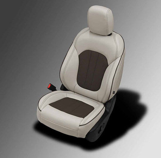 Chrysler 200 leather seats