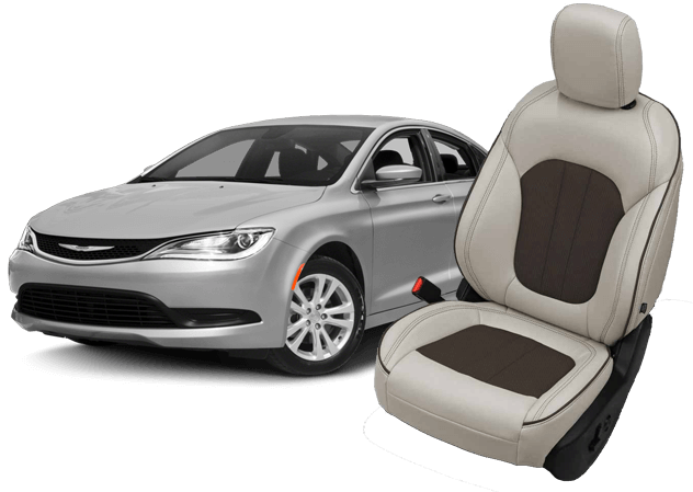 Chrysler 200 Leather Seats