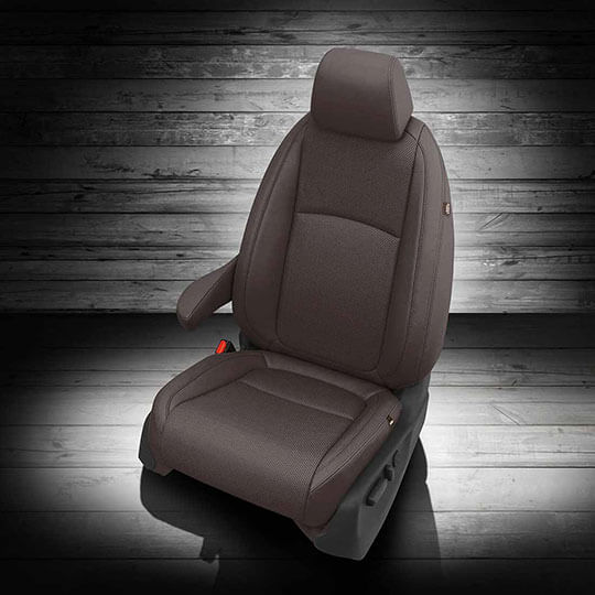 Honda Odyssey leather seats