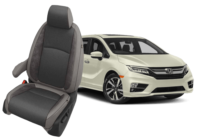 Honda Odyssey Leather Seats
