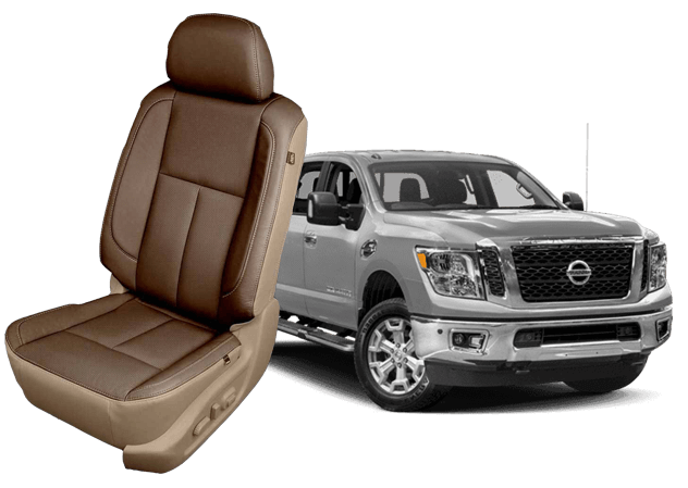 Nissan Titan Leather Seats