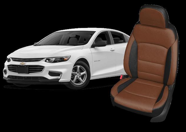 Chevy Malibu leather seats