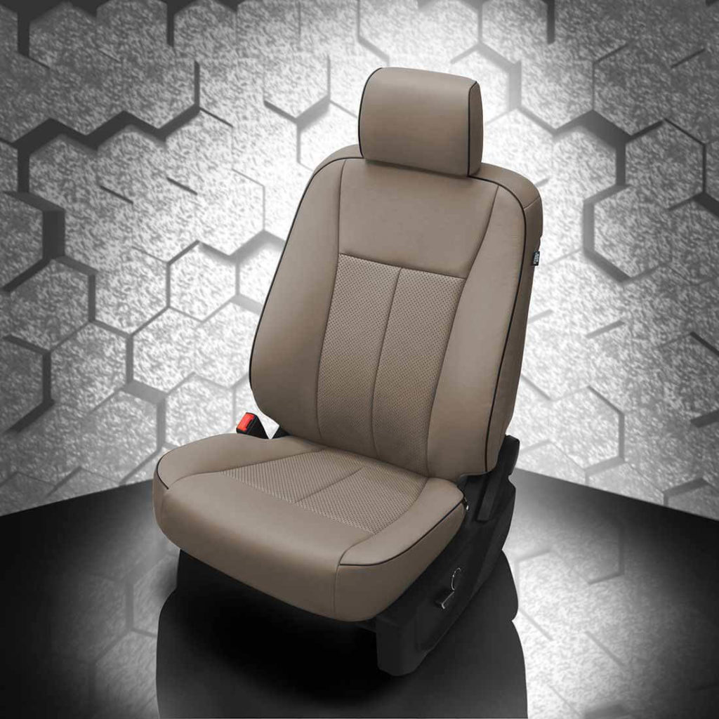 Ford Expedition Tan Leather Seat