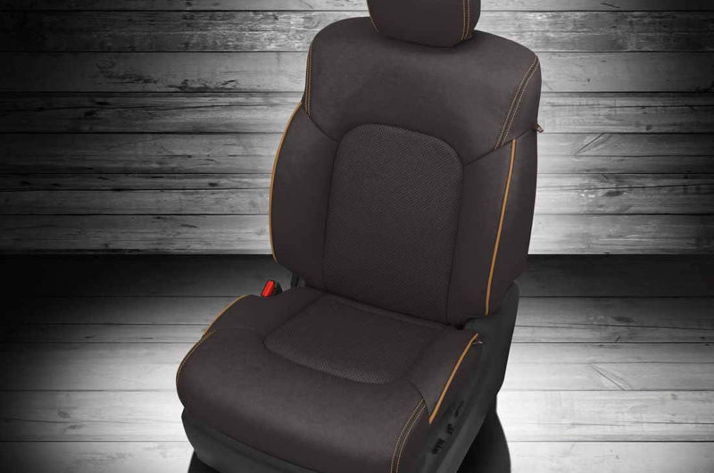 Nissan Armada Leather Seats