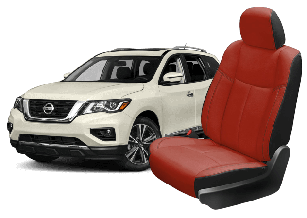 Nissan Pathfinder Leather Seats