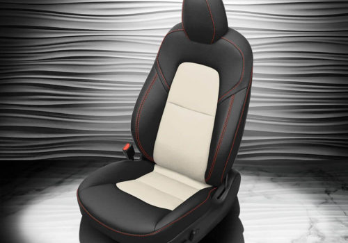 Tesla Model 3 Leather Seats