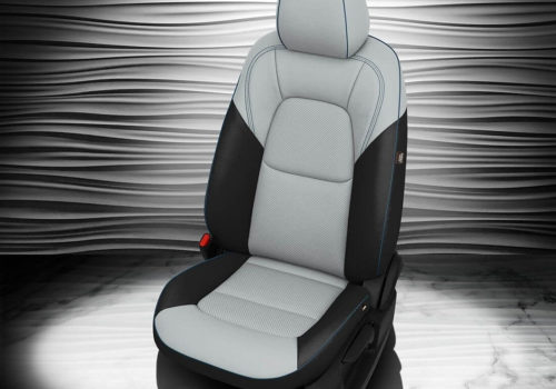 Mazda CX-5 Two-Tone Leather Seat Covers
