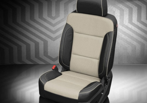 Chevrolet Suburban Leather Seat Covers