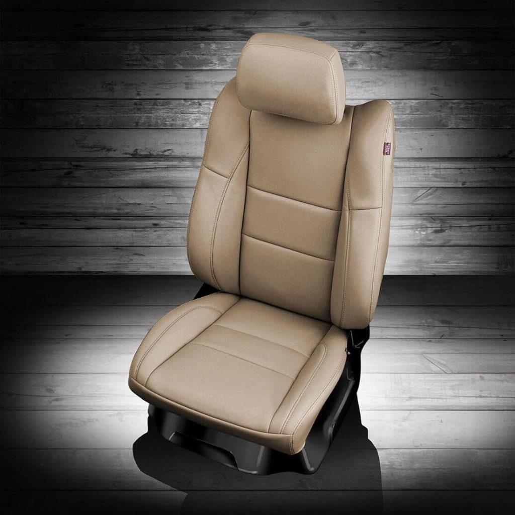 Dodge Durango Tan Leather Seats
