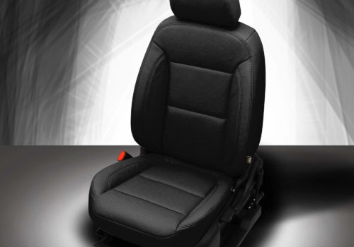 GMC Acadia Leather Seats
